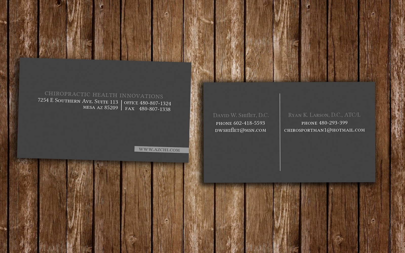 Business Cards |